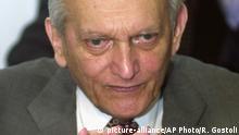 Brasilien 2003 |Celso Furtado, Wirtschaftswissenschaftler