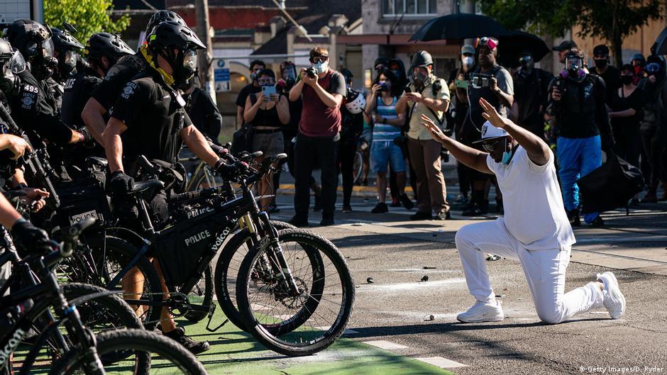 USA Seattle | Protest gegen Rassismus, Ausschreitungen