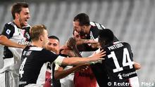 Italien Serie A | Fußball-Meisterschaft von Juventus Turin