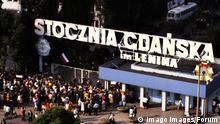 Solidarnosc | Streiks in Danzig August 1980