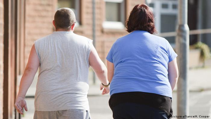Symbolbild I Fettleibigkeit I Adipositas I Übergewicht I Diabetis I Obesity I UK