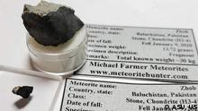 Pakistan Zhob Meteorit