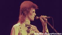 David Bowie I Kansai Yamamoto PICTURE FROM ARCHIVE COPYRIGHT
