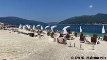 Montenegro Coronakrise Tourismus