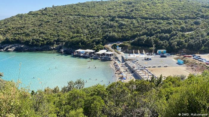 Montenegro Coronakrise Tourismus (DW/D. Maksimovic)