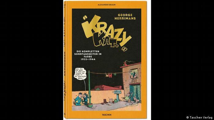George Herriman Krazy Kat