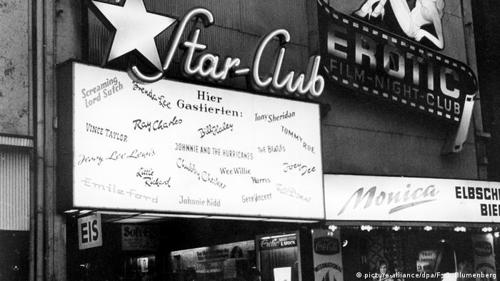 Der Star-Club in Hamburg 1964 (picture-alliance/dpa/F.-G. Blumenberg)
