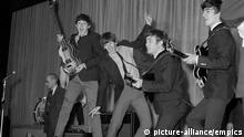 UK The Beatles 1963 (picture-alliance/empics)