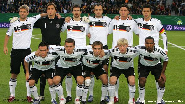 The German national team
