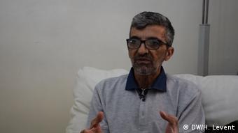 Muhalefet temsilcisi ve gazeteci Mazen Bilal