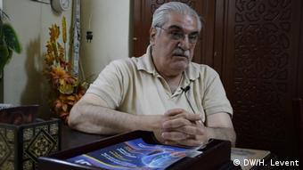 Dr. Elian Masaad, Suriye içindeki muhalif isimlerden biri