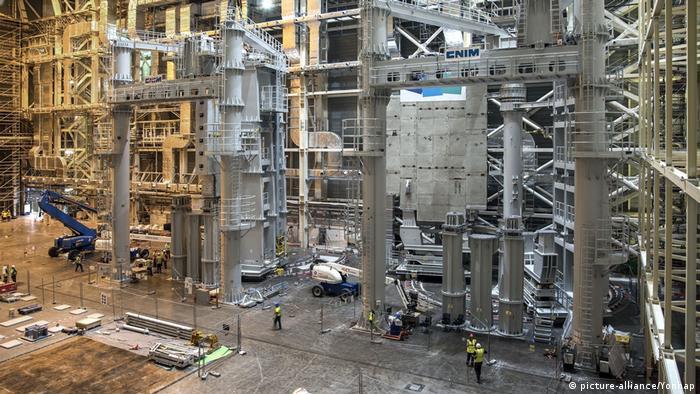 Термоядерний реактор ITER: Розпочинається вирішальна фаза будівництва