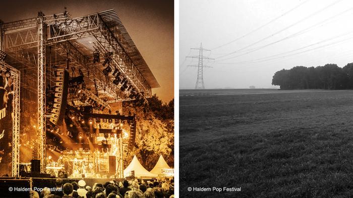 Festivals vor und nach der Corona-Pandemie | Haldern Pop