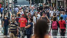 Brasilien Corona-Pandemie | Florianopolis