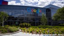 Mountain View, 25. April 2017 - Google Inc. Firmensitz in Mountain View, Kalifornien | Verwendung weltweit