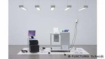 Инсталляция Дани Плугера