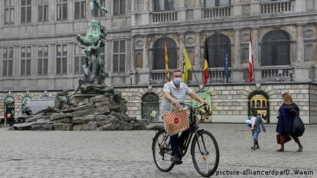 Βέλγιο: Σε ισχύ νέα περιοριστικά μέτρα για τον κορονοϊό