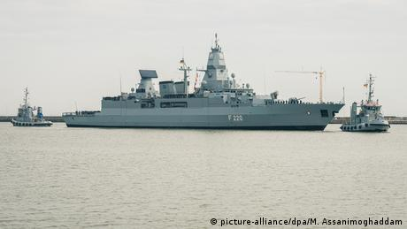 Το γερμανικό ναυτικό θα επιτηρεί το εμπάργκο στη Λιβύη