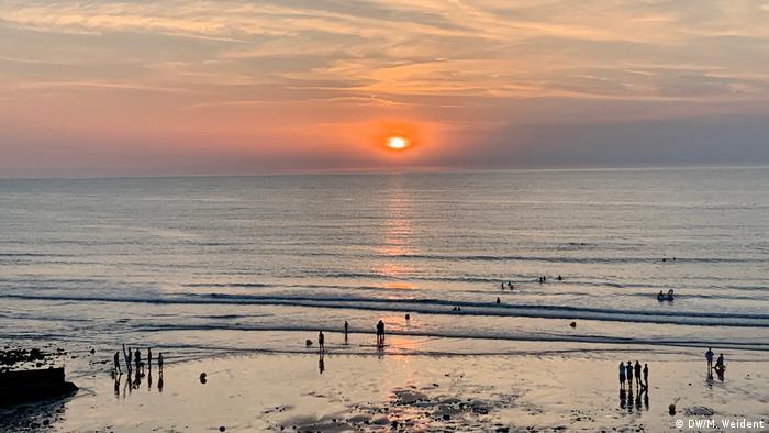Ferien in Frankreich I Normandie I Dieppe (DW/M. Weident)