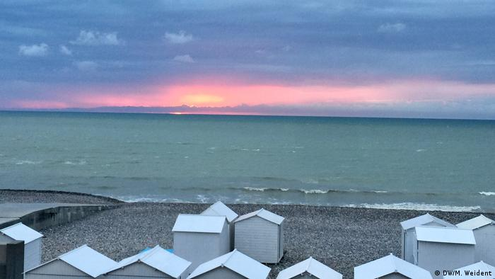 Normandia, plajă (DW/M. Weident)