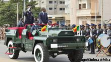 (160802) -- COTONOU, Aug. 2, 2016 -- President of Benin Patrice Talon (R, front) inspects a military parade during the 56th anniversary of the independence of the Republic of Benin at the Red Star Square in Cotonou, Benin, August 1, 2016. The Republic of Benin on Monday celebrated its 56th Independence Day to commemorate its freedom from France in 1960. ) BENIN-COTONOU-56TH INDEPENDENCE ANNIVERSARY SeraphinxZounyekpe PUBLICATIONxNOTxINxCHN 160802 Cotonou Aug 2 2016 President of Benin Patrice Talon r Front inspect a Military Parade during The 56th Anniversary of The Independence of The Republic of Benin AT The Red Star Square in Cotonou Benin August 1 2016 The Republic of Benin ON Monday celebrated its 56th Independence Day to commemorate its Freedom from France in 1960 Benin Cotonou 56th Independence Anniversary PUBLICATIONxNOTxINxCHN