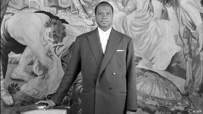Mali's first President Modibo Keita. (AFP)