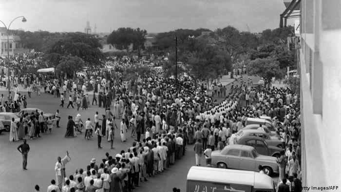 Bildergalerie | Senegal | 60 Jahre Unabhängigkeit (Getty Images/AFP)