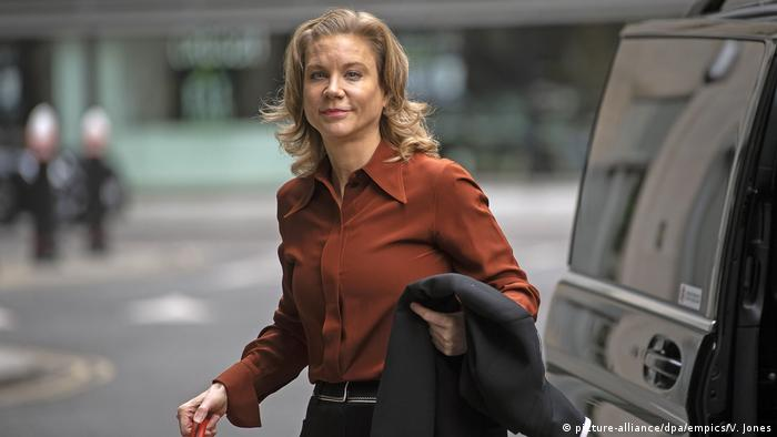 Amanda Staveley head of private equity firm PCP Capital Partners
