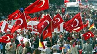 Tag der Türken in Berlin