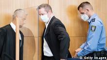 Luebcke Murder Trial Resumes In Frankfurt