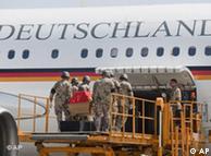 Con cada soldado alemán caido en Afganistán, el sentido de esta misión de la OTAN vuelve a discutirse.