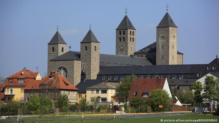 Deutschland Benediktinerabtei Münsterschwarzach