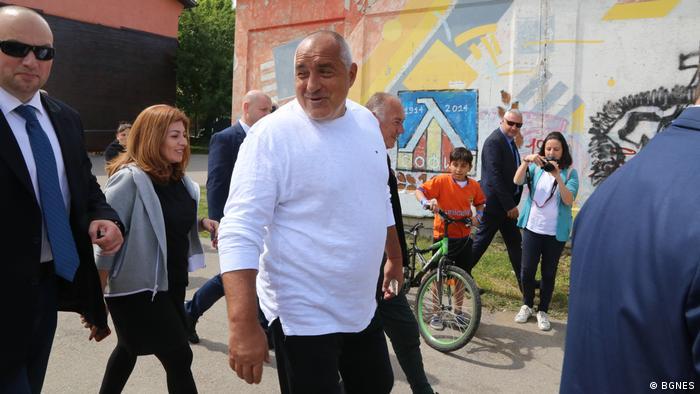 Bulgarien | Anhänger des Ministerpräsident | Bojko Borissow
