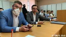 Russland Moskau | Antikorruptions-Stiftung FBK | Ivan Zhdanov