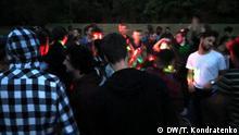 Deutschland Berlin | Coronavirus | Illegale Party Hasenheide