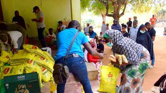 Mosambik Cabo Delado | Kampagne | Hilfe für den Norden