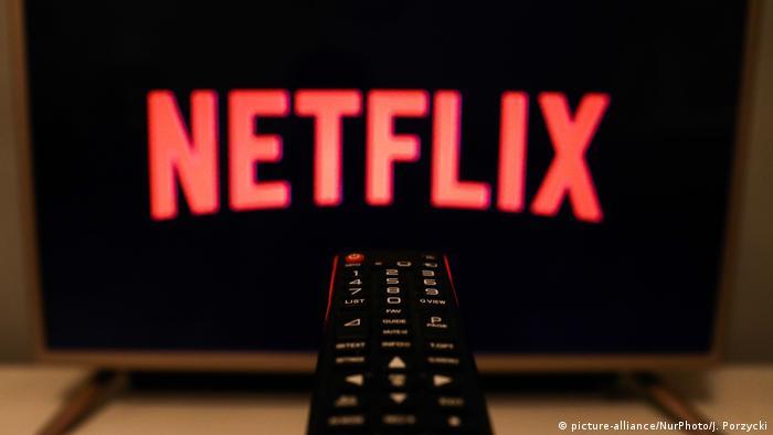 Streaming Plattform Netflix Logo
