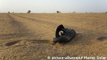 Niger Sahara-Wüste