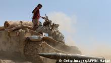 Jemen | Kämpfer/Unterstützer der STC