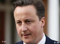 Ρόλο στην κρίση της Ιρλανδίας επιδιώκει ο Βρετανός πρωθυπουργός Κάμερον