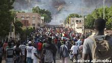 Mali Bamako   Proteste
