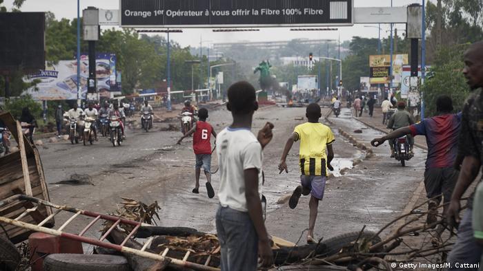 Mali Bamako   Proteste (Getty Images/M. Cattani)