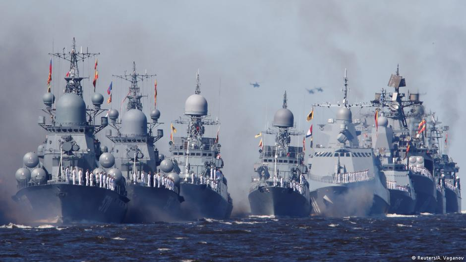 With Sudan naval base, Russia may have a 'key to Africa'