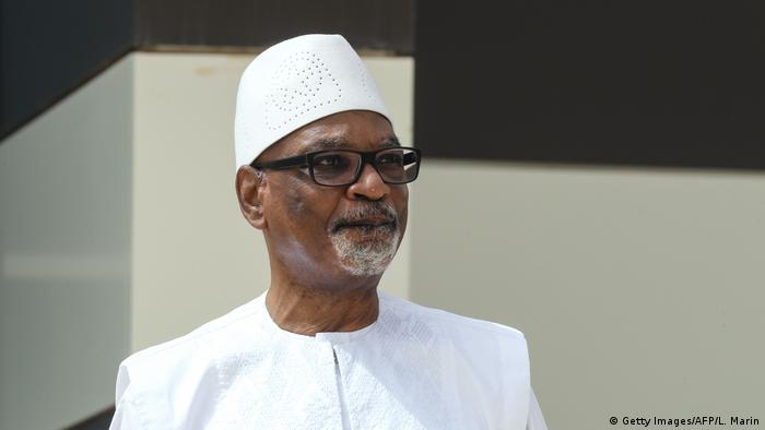 Mali | Präsident Ibrahim Boubacar Keita