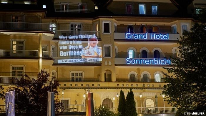 Hotel mewah di Bayern, Jerman
