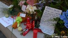 Portugal Lissabon | Ermordung Bruno Candé, Schauspieler |Trauer