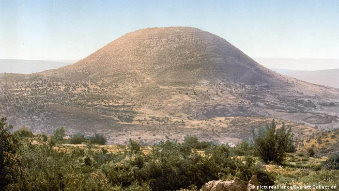 Gunung Tabor di Israel (picturealliance/Everett Collection)