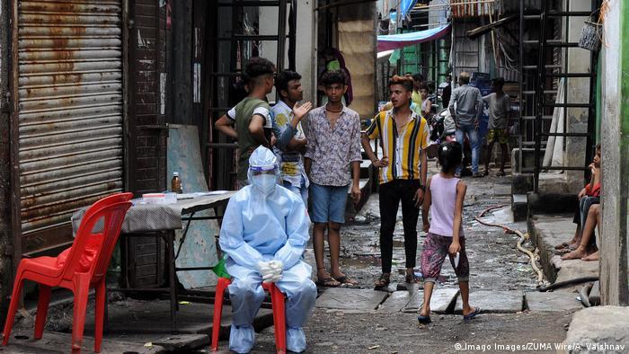 Pandemi corona di India