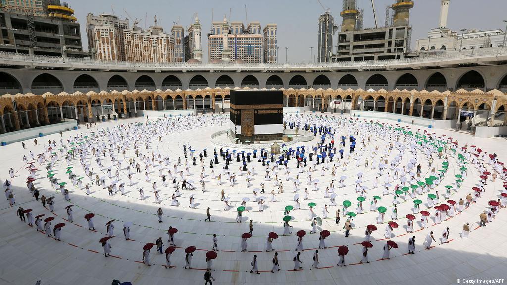 Saudi Arabia to lift ban on Umrah pilgrimage after seven months | News | DW | 22.09.2020