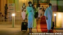 Saudi-Arabien Mekka | Corona & Hadsch | Pilgerfahrt